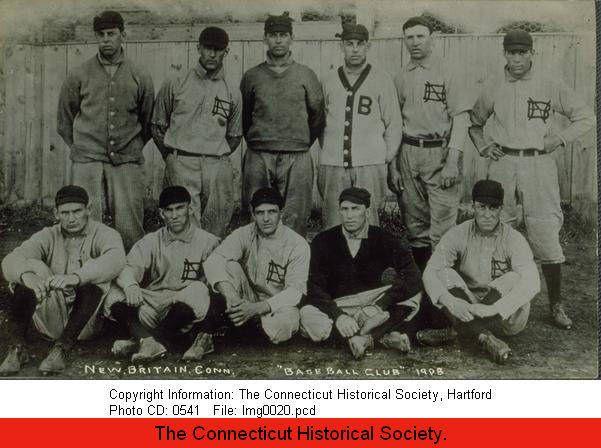 New Britain Baseball Club New Britain Baseball Team Photos
