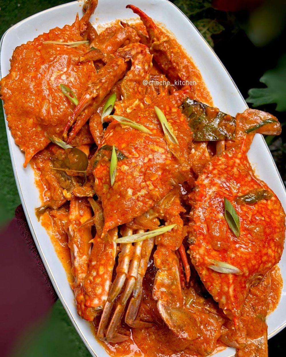 Resep Olahan Kepiting C 2020 Brilio Net Resep Kepiting Resep Masakan Pedas Resep