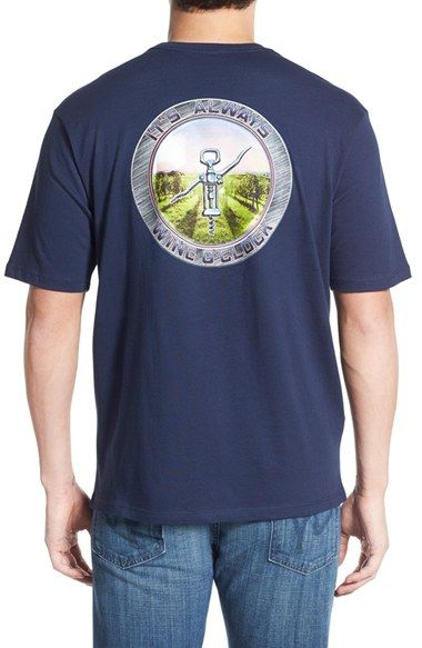 Tommy Bahama 'Wine O'Clock' Crewneck T-Shirt