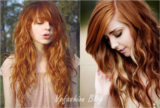 Awe Inspiring 1000 Images About Strawberry Blonde Light Auburn Hair On Hairstyle Inspiration Daily Dogsangcom
