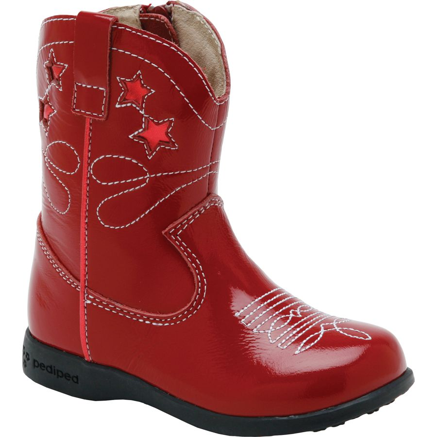 Red Cowgirl Boots for my baby girl