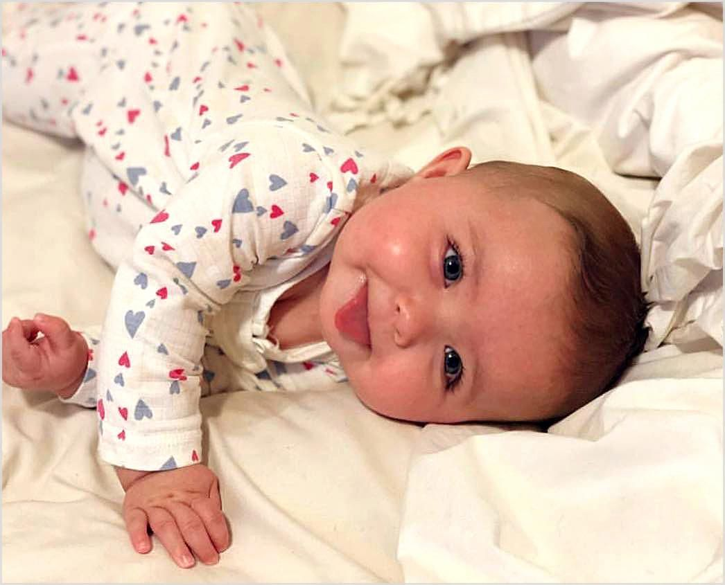 Co Sleeping Should Your Child Sleep In Your Bed Cute Baby