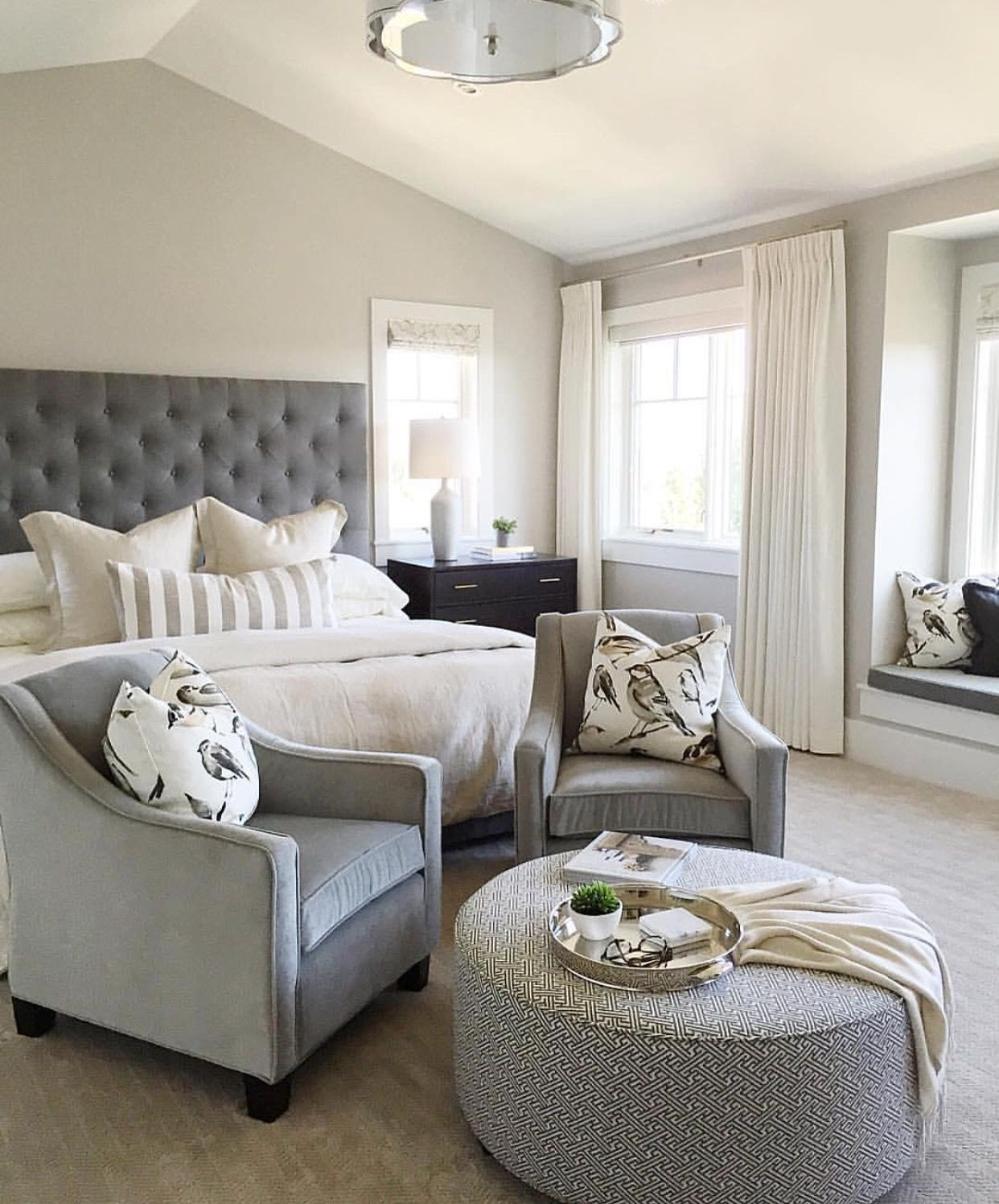2 window bedroom ideas  pin by megan canfield on compound  pinterest  bedrooms master