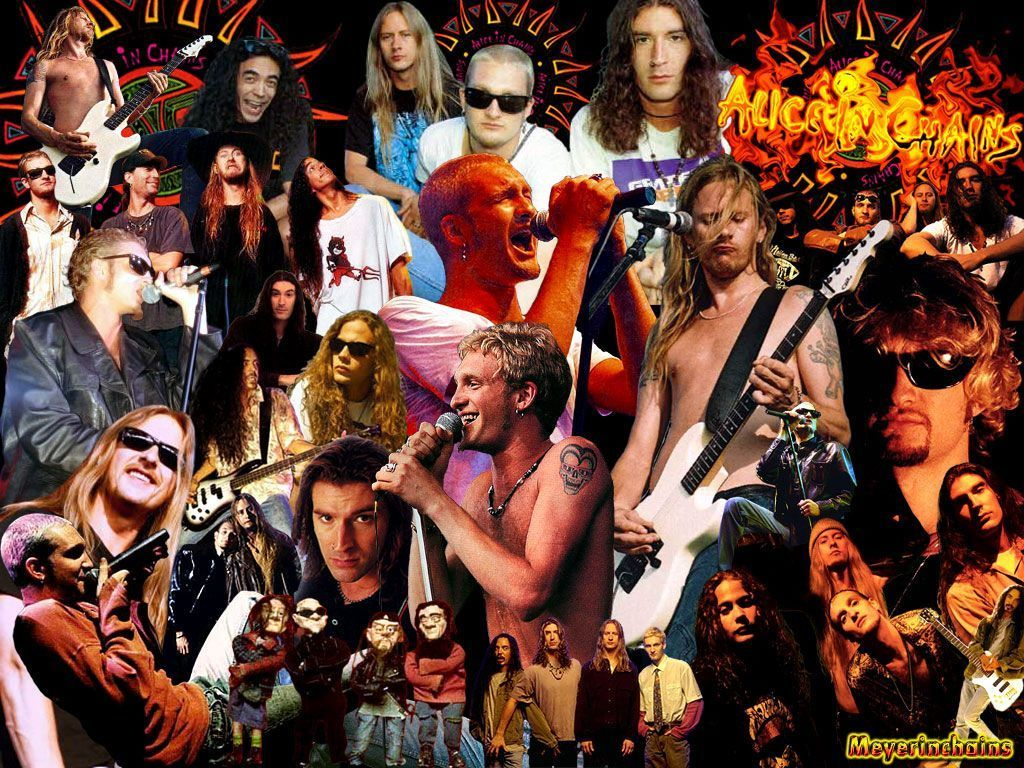 Alice in Chains!!