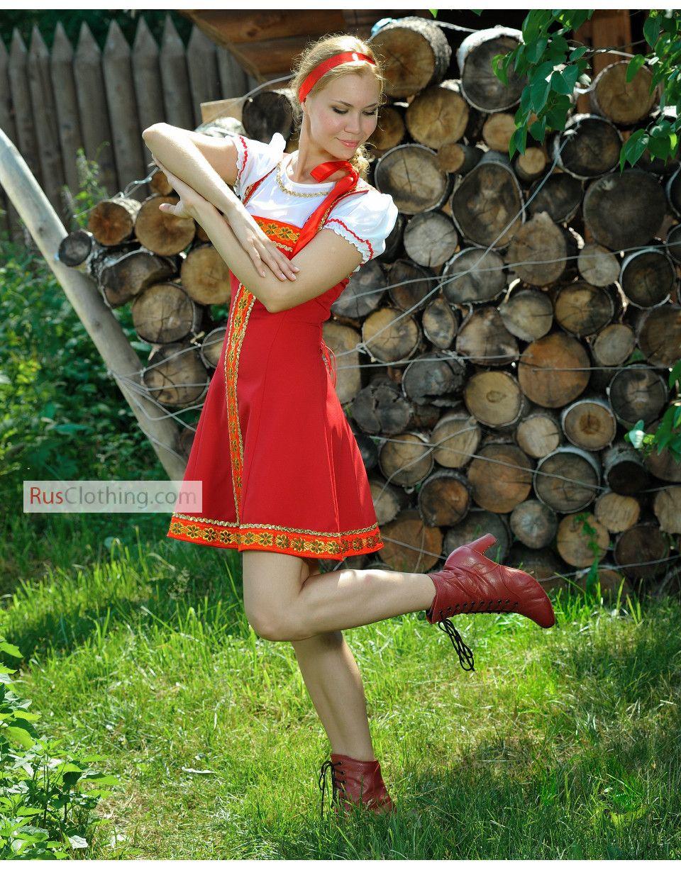 8387608853b Kalinka dance dress in 2019