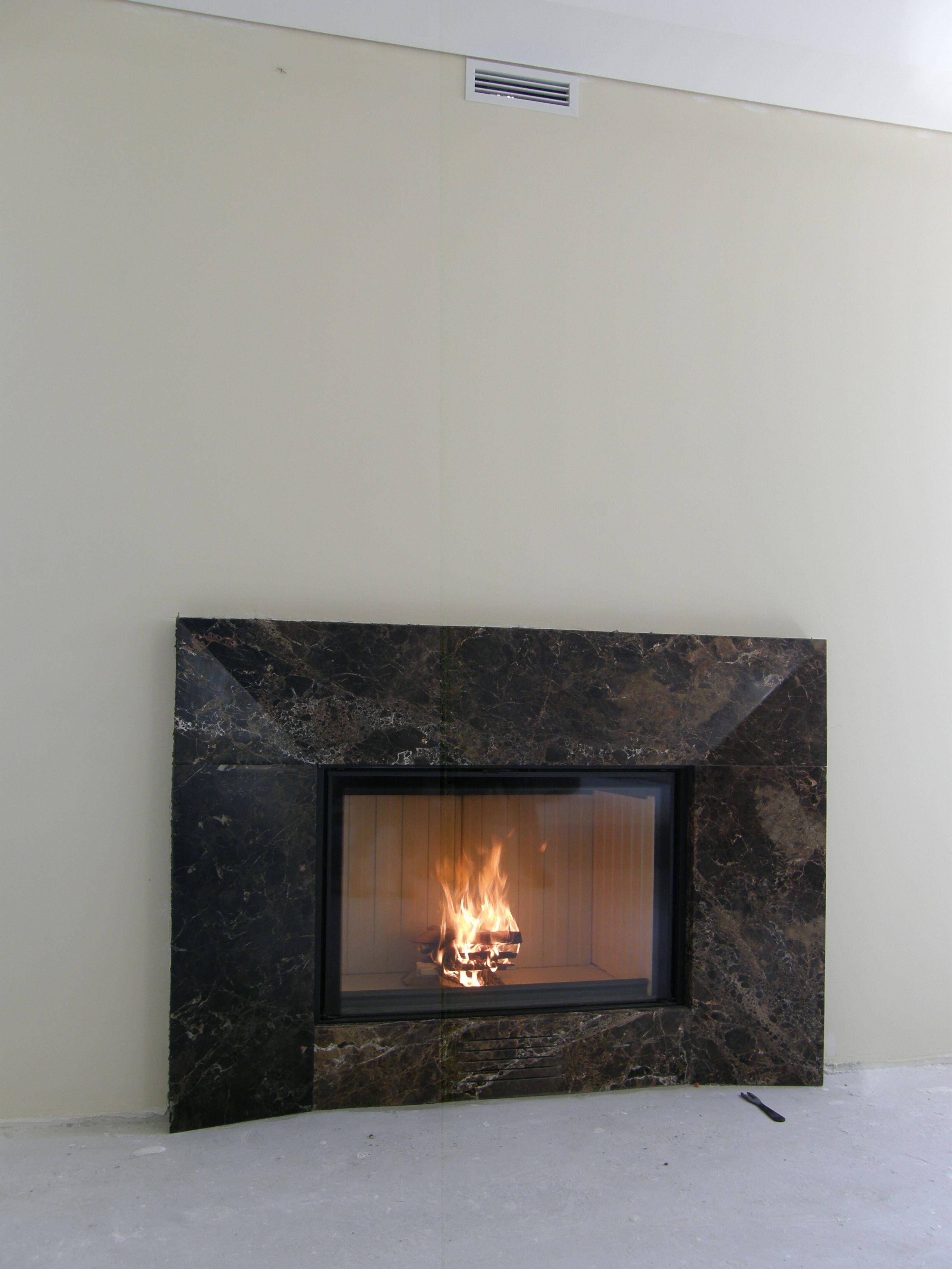Spartherm , Arte Xh Design De Carina  Fireplaces Dark