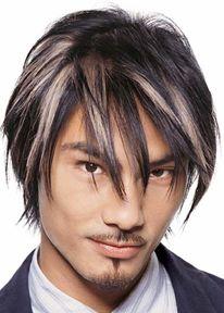 Men S Medium Hair Style High Lighted Men S Pinterest Hair