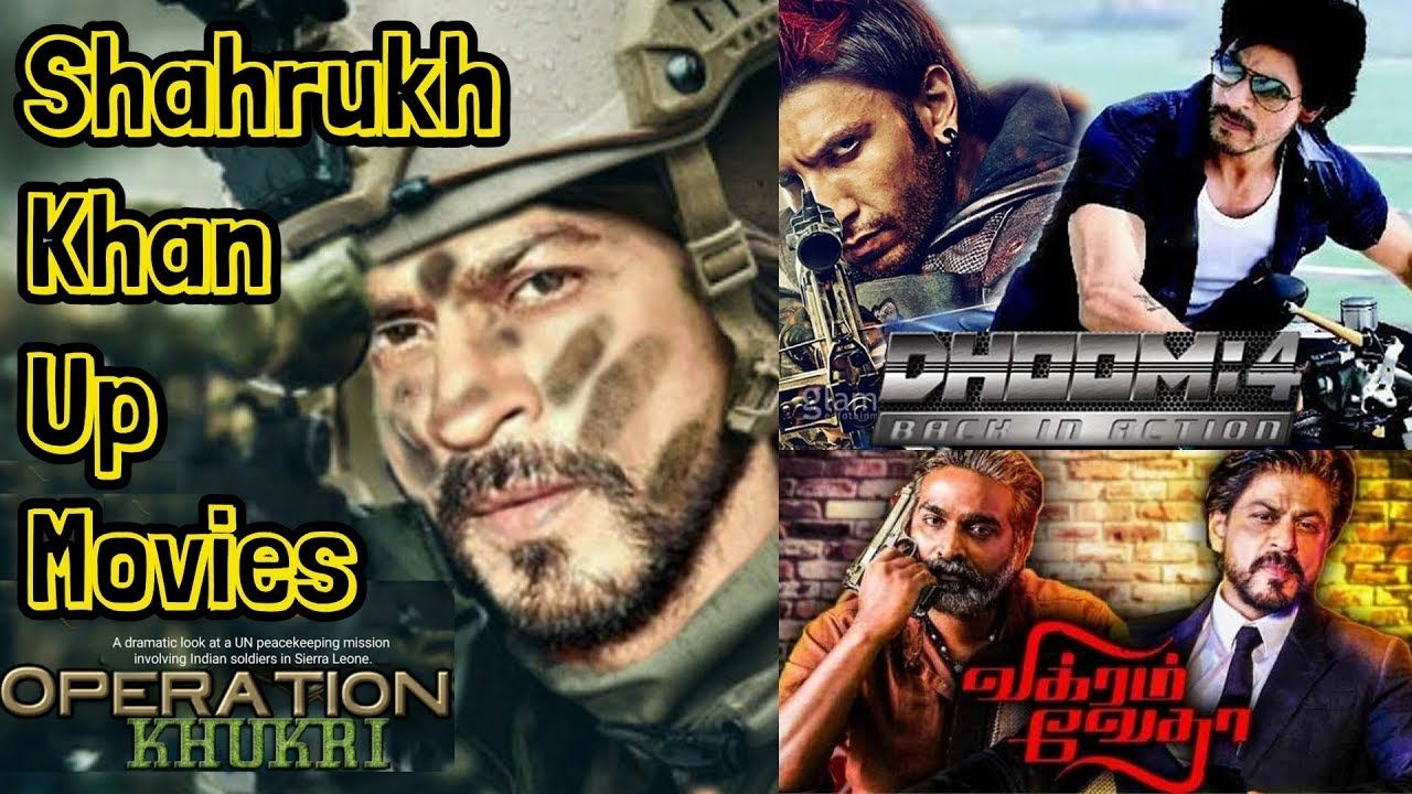 Shahrukh Khan Upcoming Movies 2019 And 2020 With Cast, Story