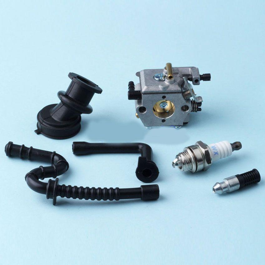 For Walbro WT-194 Carburetor Filter Stihl 024 026 MS260 024AV 024S Chain Saw NEW