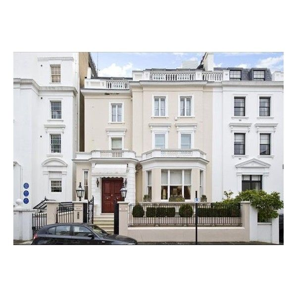 Property for sale Hyde Park Gate, Kensington, London ❤ liked on Polyvore featuring backgrounds
