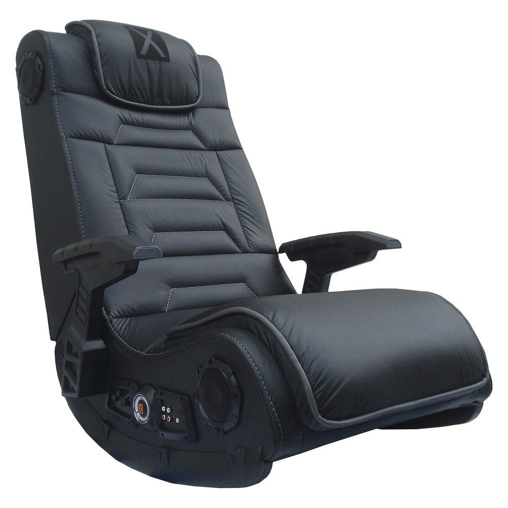 Interiors  sc 1 st  Pinterest & Pro Gaming Chair H3 Wireless with 4.1 Speakers and Vibration - Black ...
