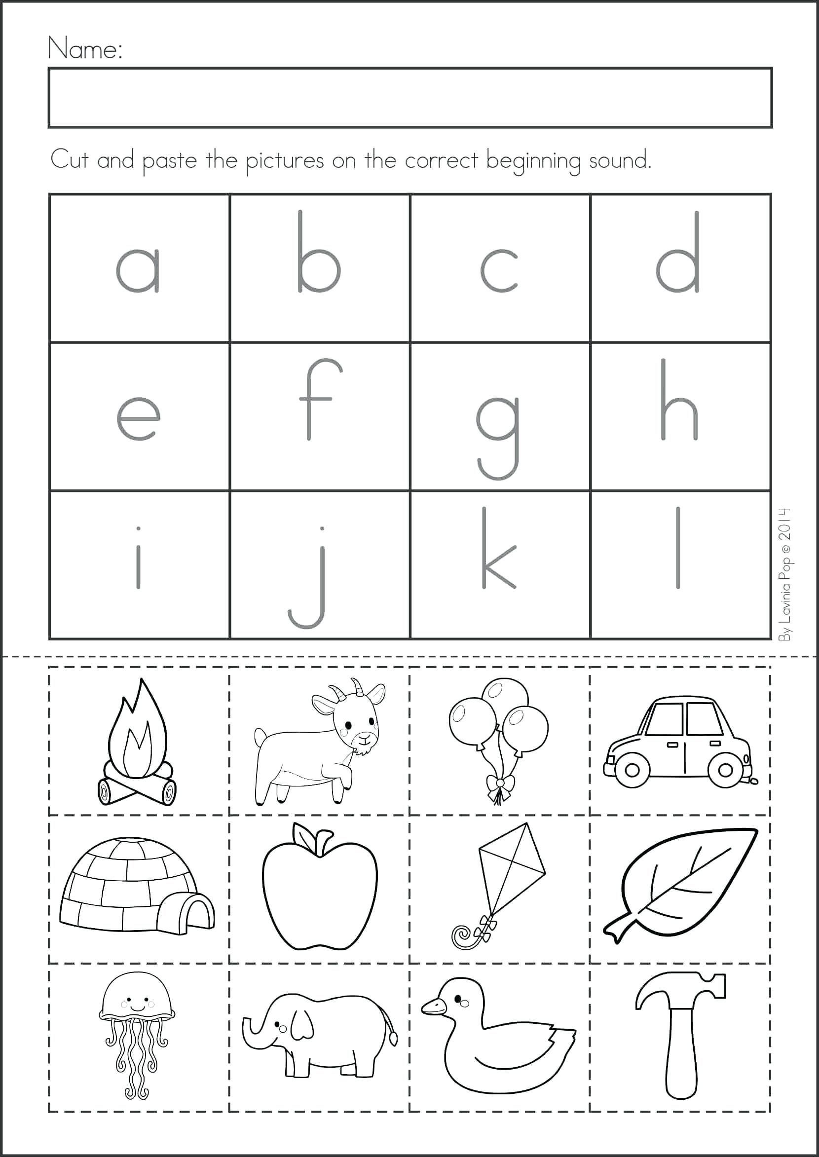 Pin On Free Kindergarten Worksheets Cut and paste addition worksheets free
