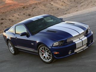 Shelby GT is 624 HP of Affordable Awesomeness