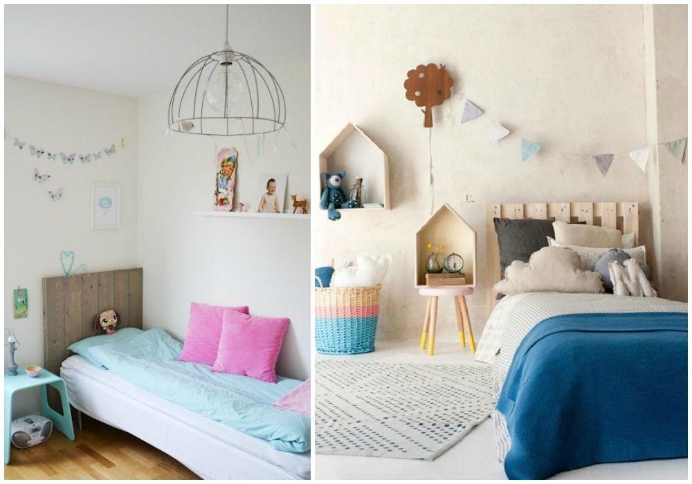 Un mueble fundamental para marcar el car cter del dormitorio en el dormitorio de los ni os - Cabeceros ninos ...