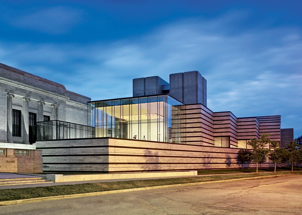 Cleveland Museum of Art Building