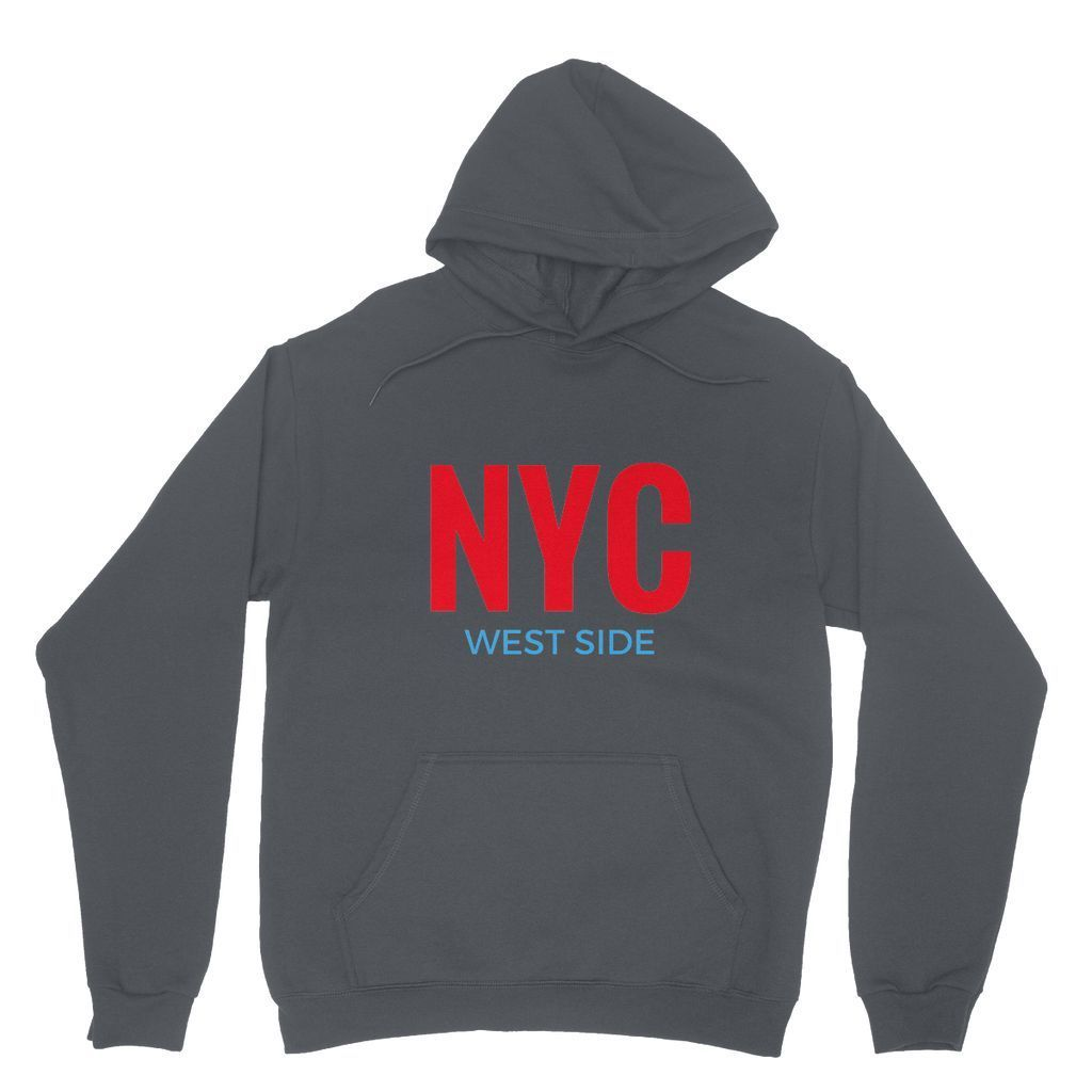NYC West Side Heavy Blend Hooded Sweatshirt