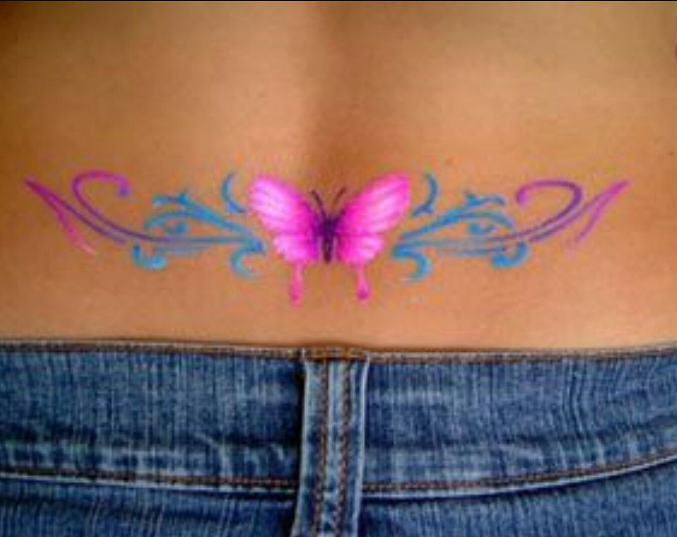 Cute tattoo ideas for lower back pin by tattoos more and ideas on tattoos for women  pinterest  tattoo