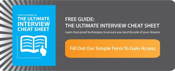 Ultimate Interview Cheat Sheet