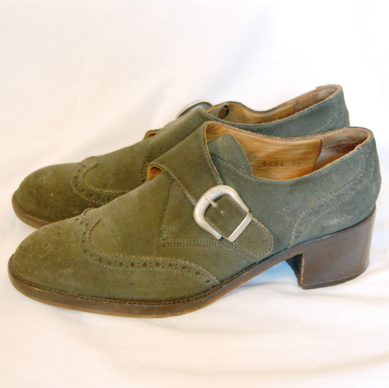 Vintage 1990s Ankle Western Shoes / Womens Size by ... |1990s Womens Boots