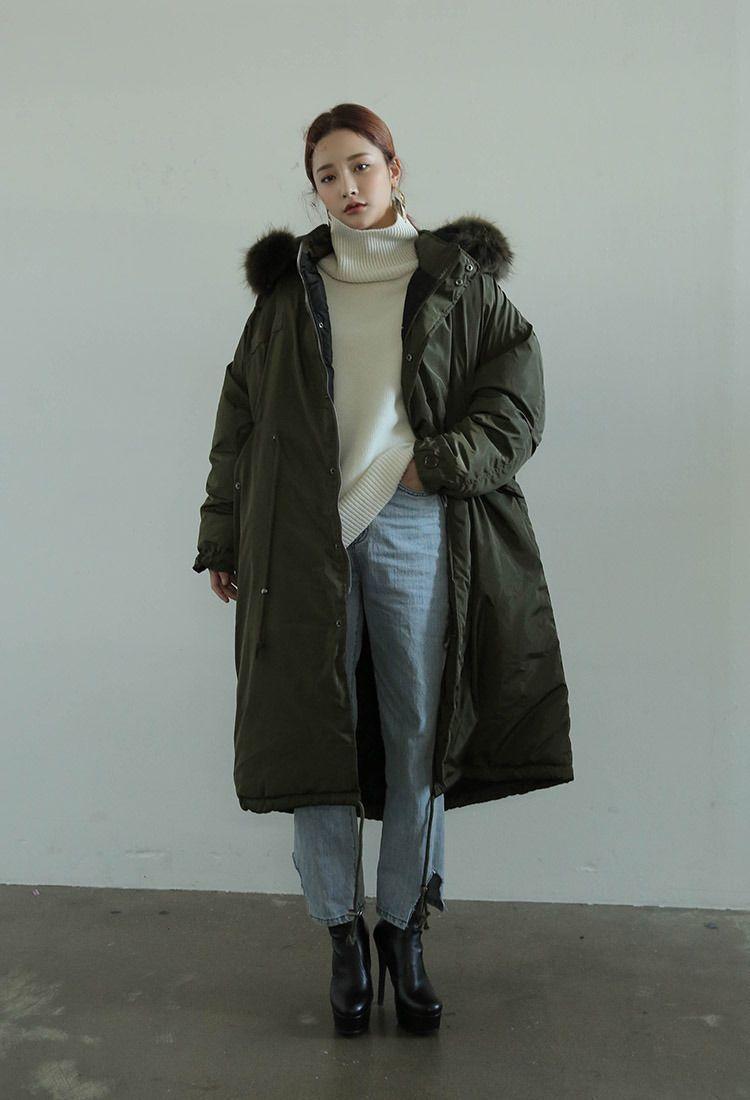 korea daily style fall&winter season #stylenanda5 #ByunJungHa