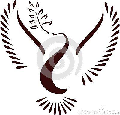 Dove clipart olive branch, Dove olive branch Transparent FREE for download  on WebStockReview 2020