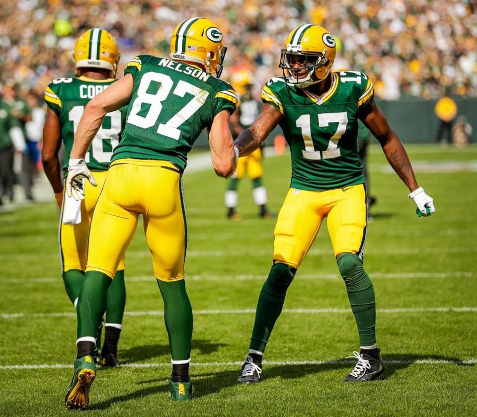 Jordy Nelson And Avante Adams Green Bay Packers Clothing Green Bay Packers Funny Green Bay Packers Fans