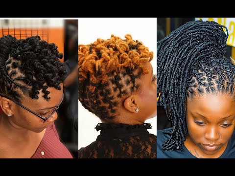 Latest Dreadlocks Hairstyles For Ladies Short Dreadlocks Styles For Ladies 2019 Long Dre Short Dreadlocks Styles Dreadlock Styles Short Dreadlocks Hairstyles