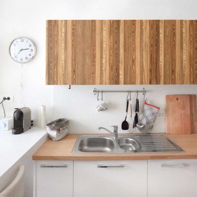 m belfolie sen holzdekorfolie folie f r m bel. Black Bedroom Furniture Sets. Home Design Ideas