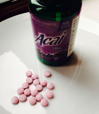 Holland Barrett Acai Berry Tablets Review Supplements Best