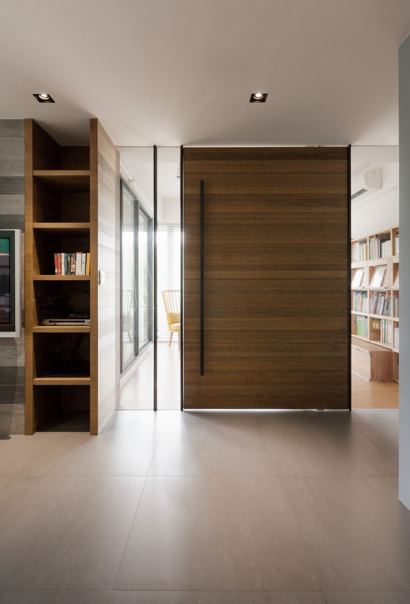 Modern Interior Doors Ideas 14: Residential Interior Design
