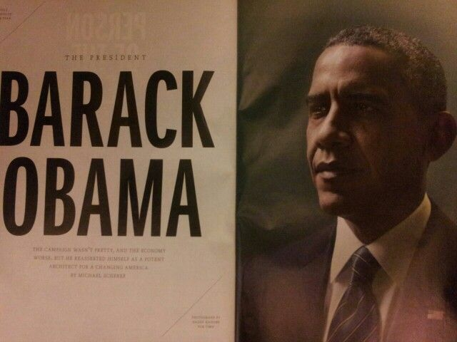 First African American President 2008/16