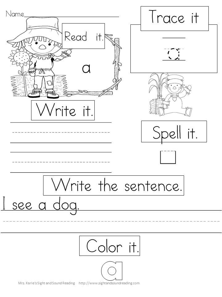 Sight Word Practice Pages Dolch Bundle: Autumn/September/October ...