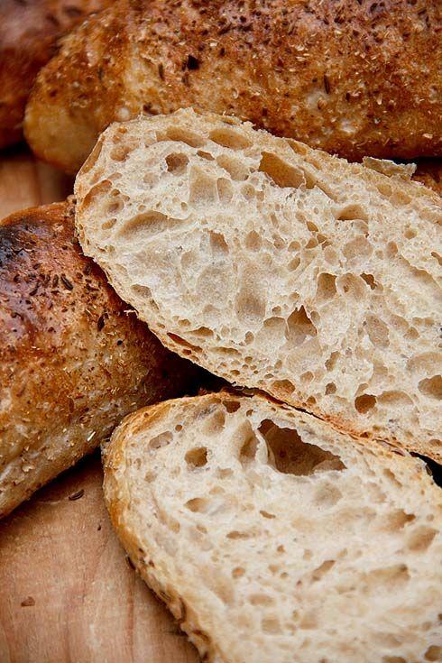 Plötz' Dinkelseelen - Plötzblog - Selbst gutes Brot backen