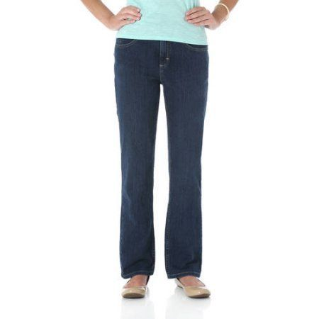 6731ac7bcc3 The Riders By Lee Women s Classic Fit Straight Leg Jeans Available in  Regular