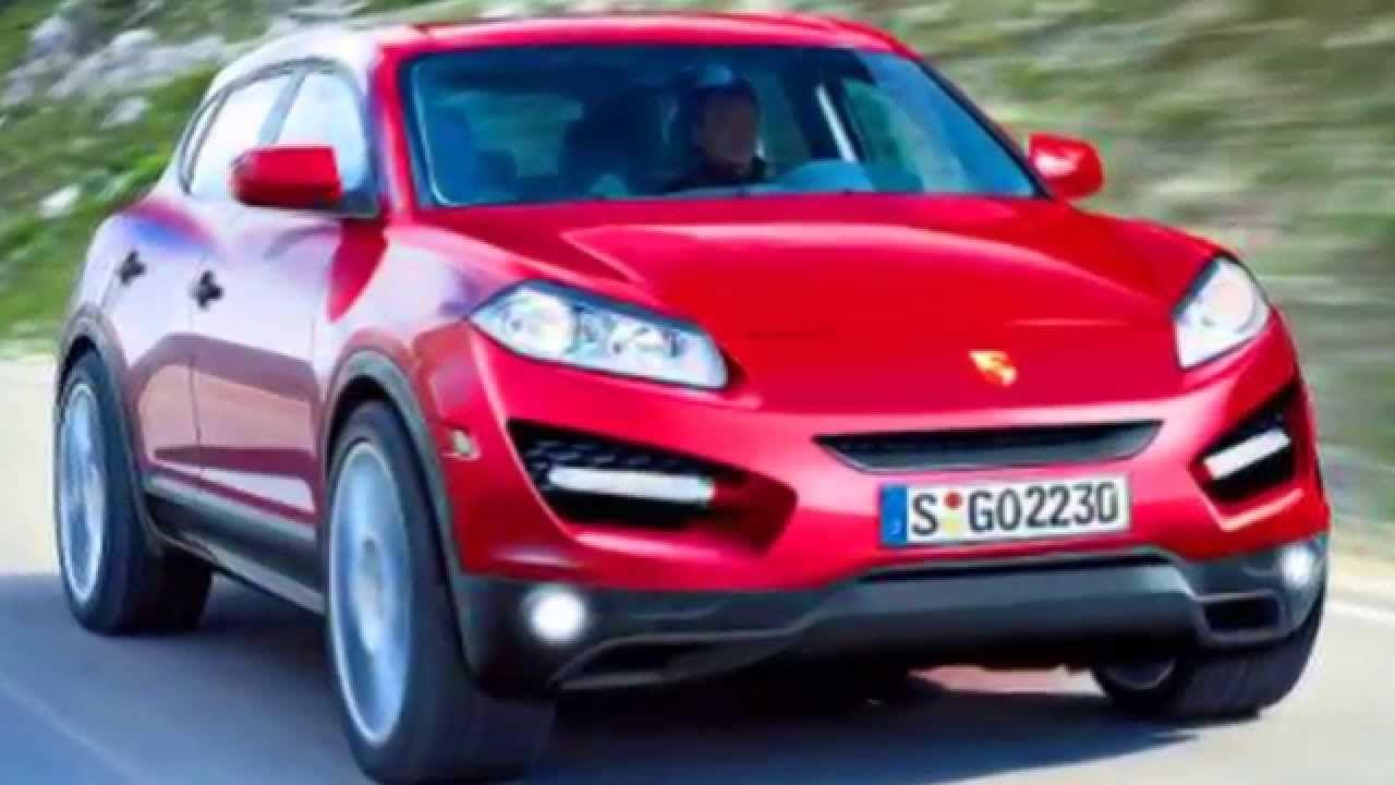 porsche suv 2018 red. PREVIEW New 2018 Porsche Cayenne Coupe-BMW X6, Range Rover Sport \u0026 Merce. Suv Red A