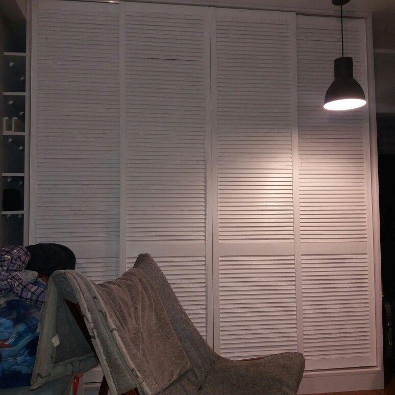 Szafa Bialy White Diy Drzwi Sosnowe Azurowe Malowane Leroymerlin Zrobsobieszafe 34mkw Szuflandia Home Decor Home Curtains