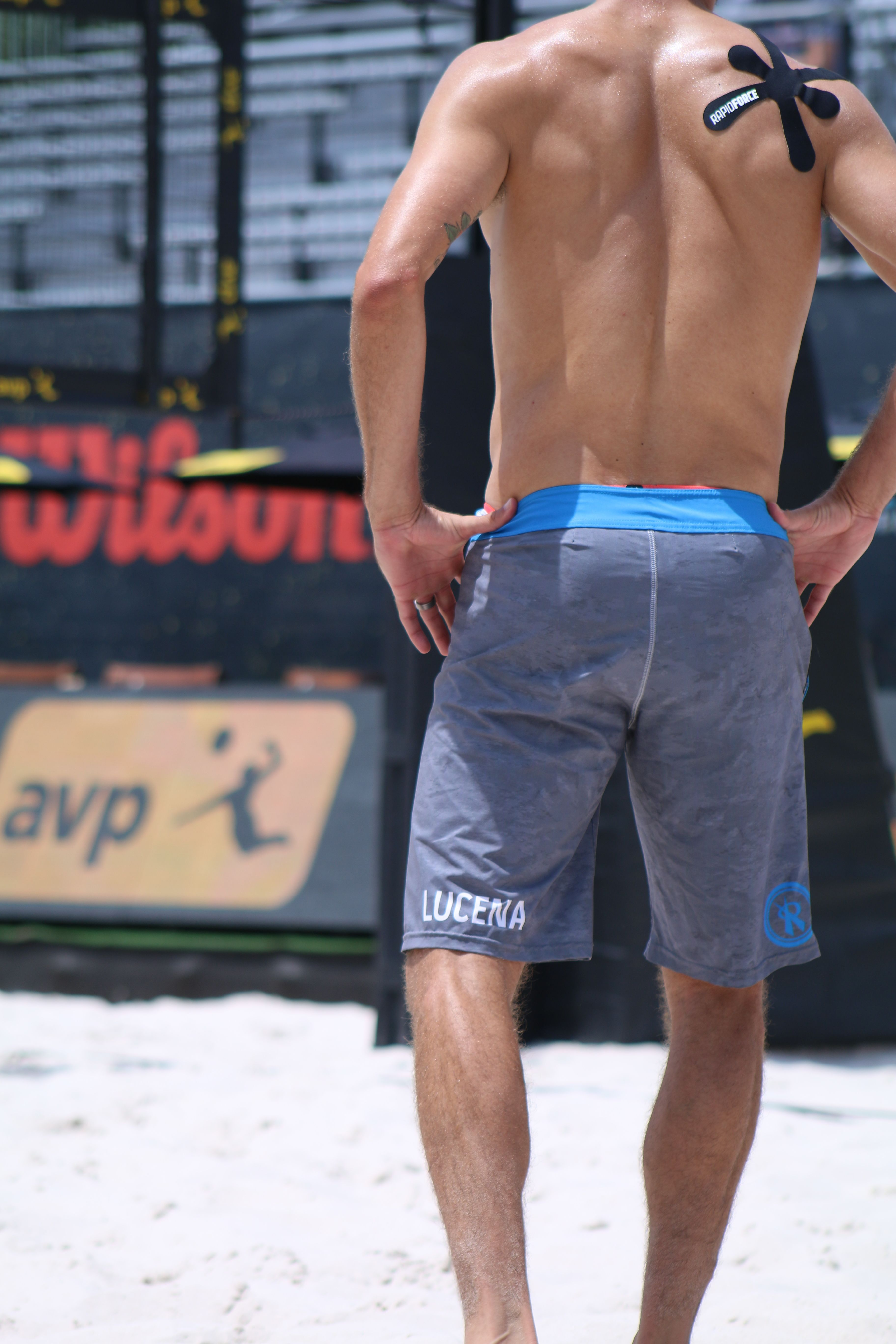 Want To Move Like Nick The Quick His Shorts Will Help You Board Shorts Mens Gym Short Volleyball Gear