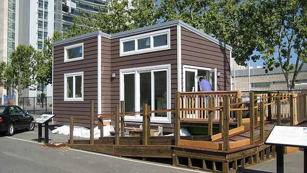 This home is a one bedroom with an additional sleeping - What is 500 square feet ...