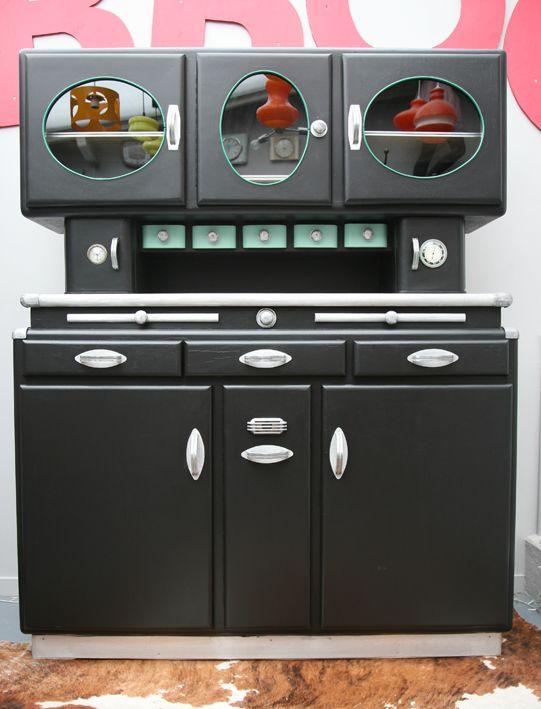 cuisine ann e 50 1950 39 s kitchen ann es 50 kitchen cupboards cupboard et kitchen. Black Bedroom Furniture Sets. Home Design Ideas