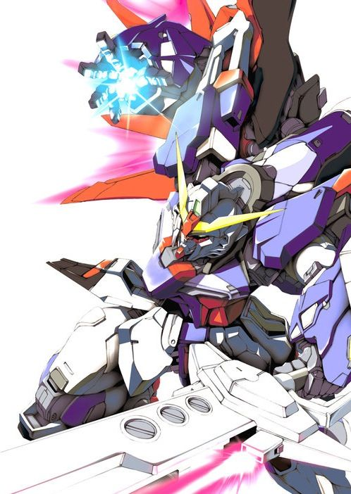 The ZGMF-X42S Destiny Gundam is the titular mobile suit of Mobile Suit Gundam SEED Destiny. The unit is piloted by Shinn Asuka.