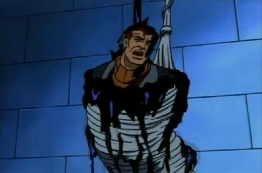 Eddie Brock bonding with the symbiote | Venom Fan Fiction