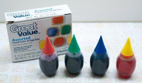 Image result for retro tear shaped food colouring bottles   Back in ...