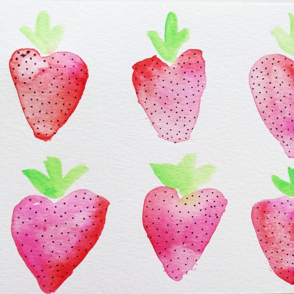 Bianca Wildhumm - Strawberries