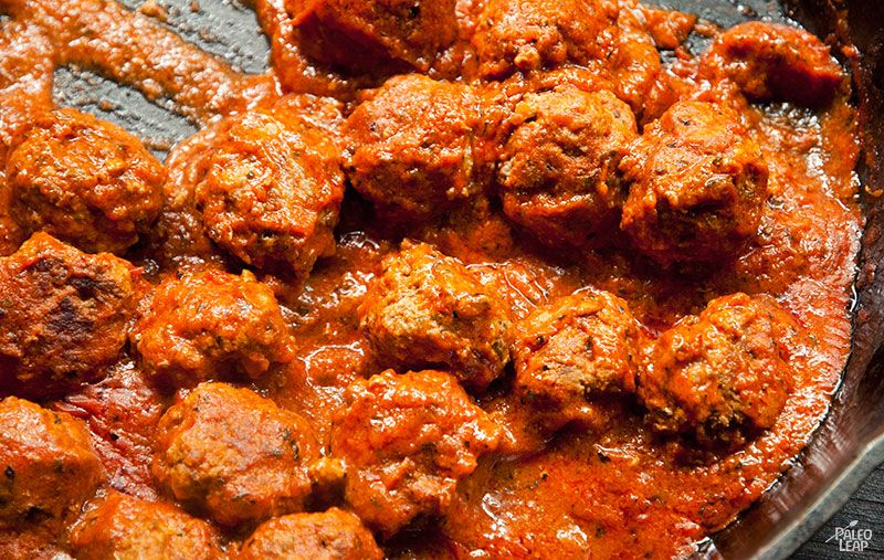 Banish meatball boredom with this fun and easy way to spruce up a classic recipe.