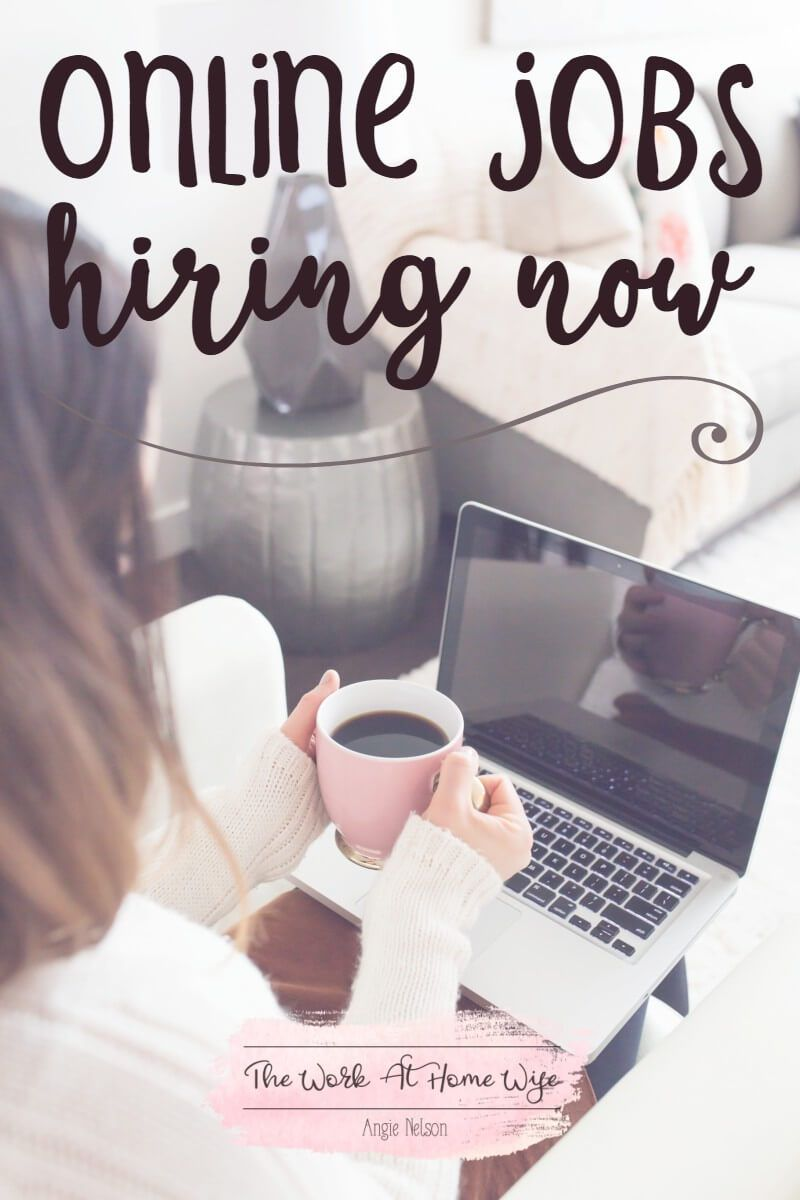 Check Out These Online Jobs Hiring Now Online Jobs Jobs Hiring Job