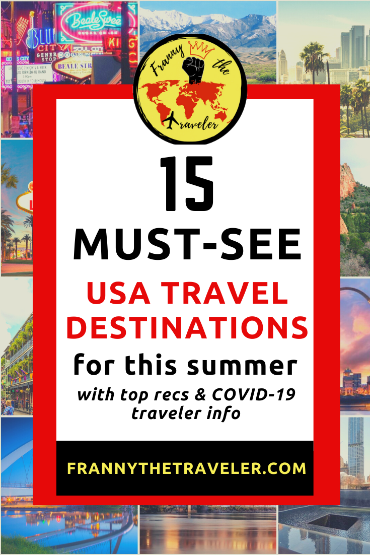 15 Must See Road Trip U S A Destinations This Summer In 2020 Road Trip Usa Road Trip Usa Travel Destinations