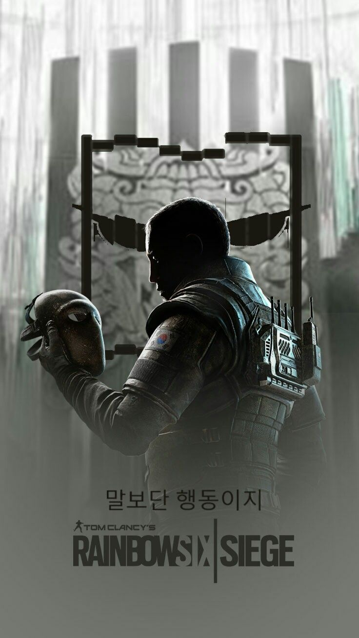 Rainbow six siege vigil operation white noise - Rainbow six siege vigil wallpaper ...
