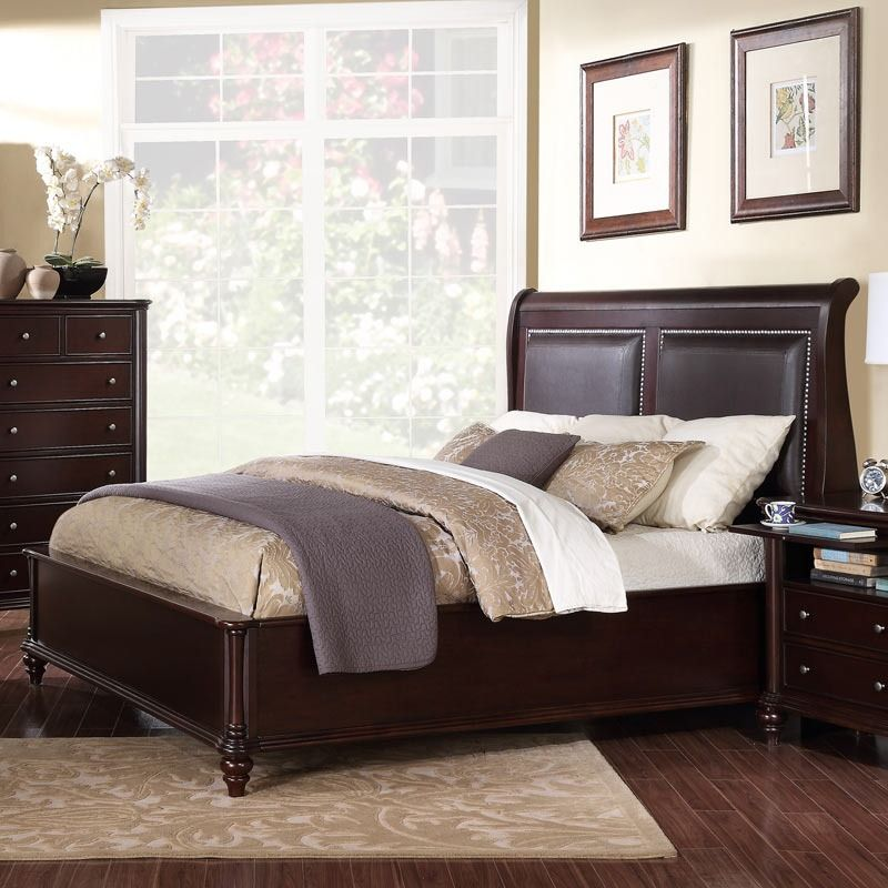 Carlyle Queen Bed Furniture And Mattress Outlet