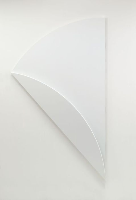 White Relief over White | Ellsworth Kelly