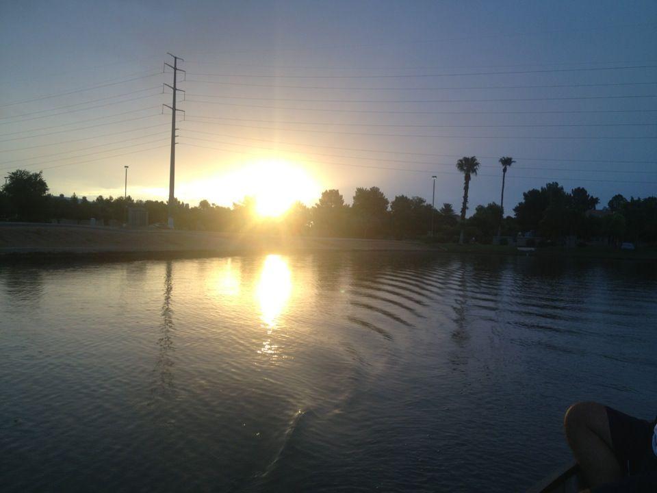 Val Vista Lakes in Gilbert, AZ